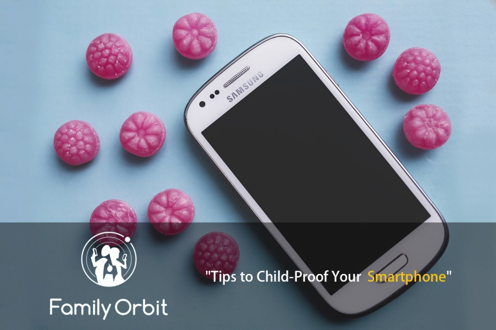 child proof your iPhone