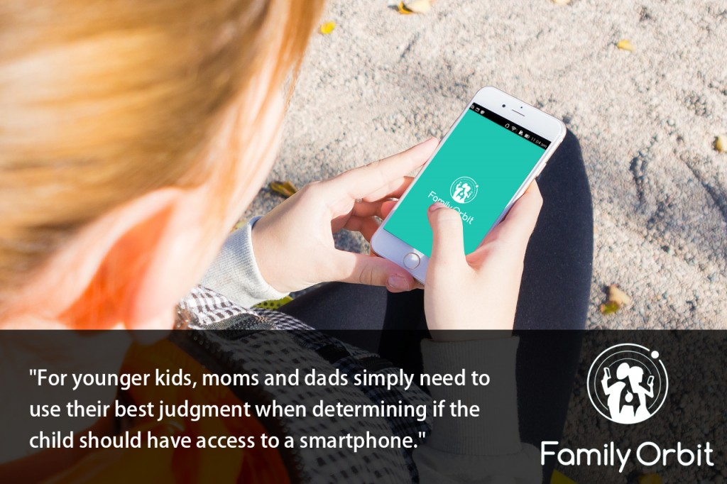 Gifting First Smartphone to Your Kid