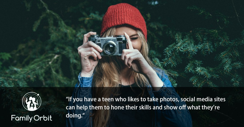 positive effects of social media on your teens